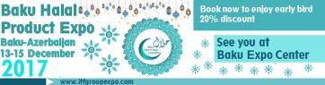 Baku Halal Product Expo – 2017
