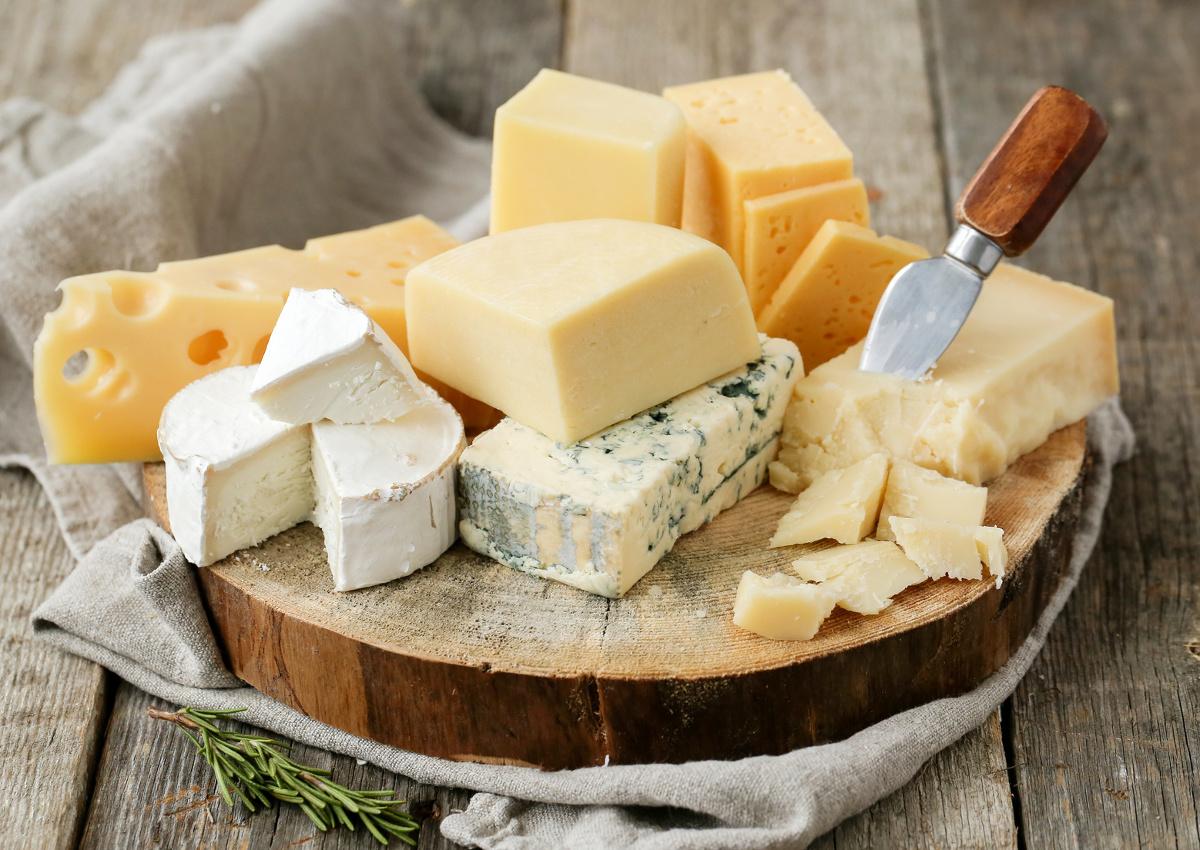 L'Italia dei formaggi ai raggi X