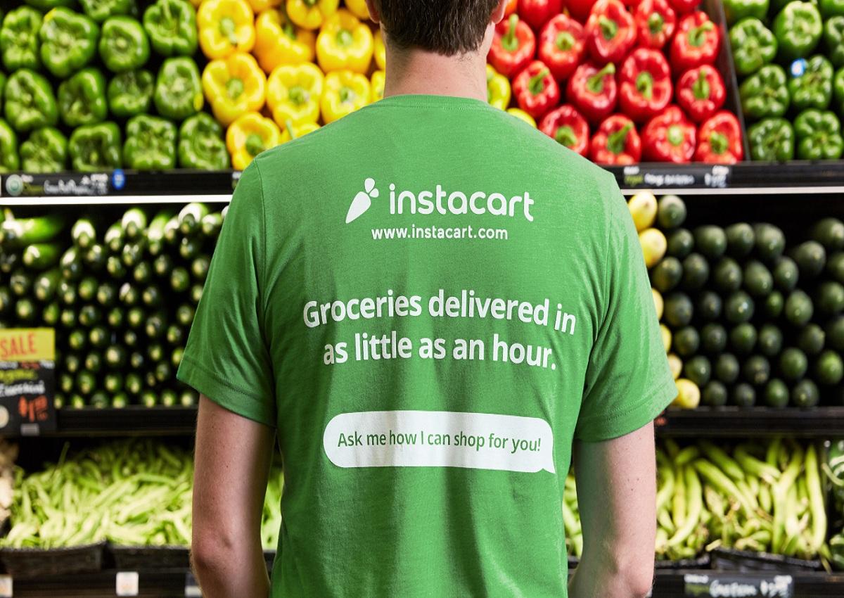 E-grocery, tutti pazzi di Instacart