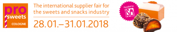ProSweets Cologne – 2018