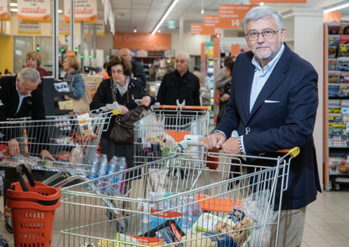 Conad compra la rete Auchan e Simply