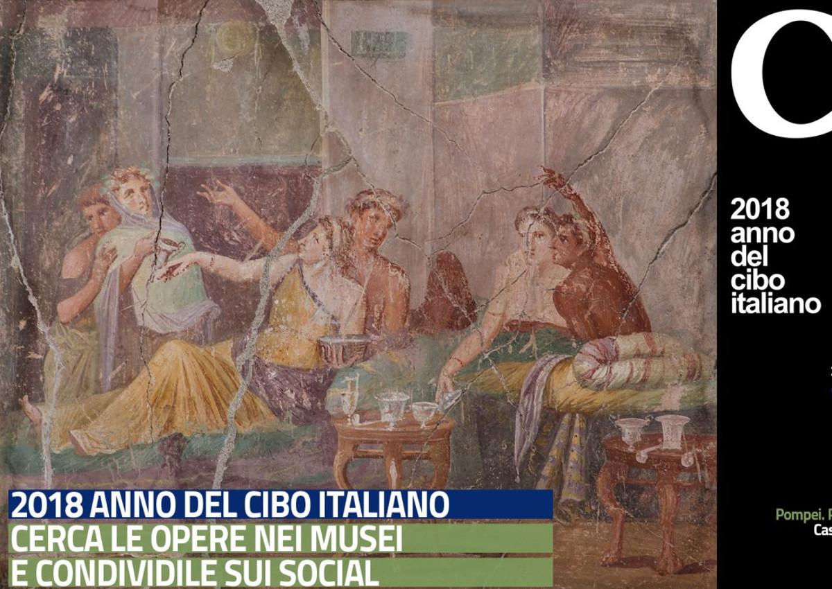 Il 2018 sarà l'Anno del cibo italiano
