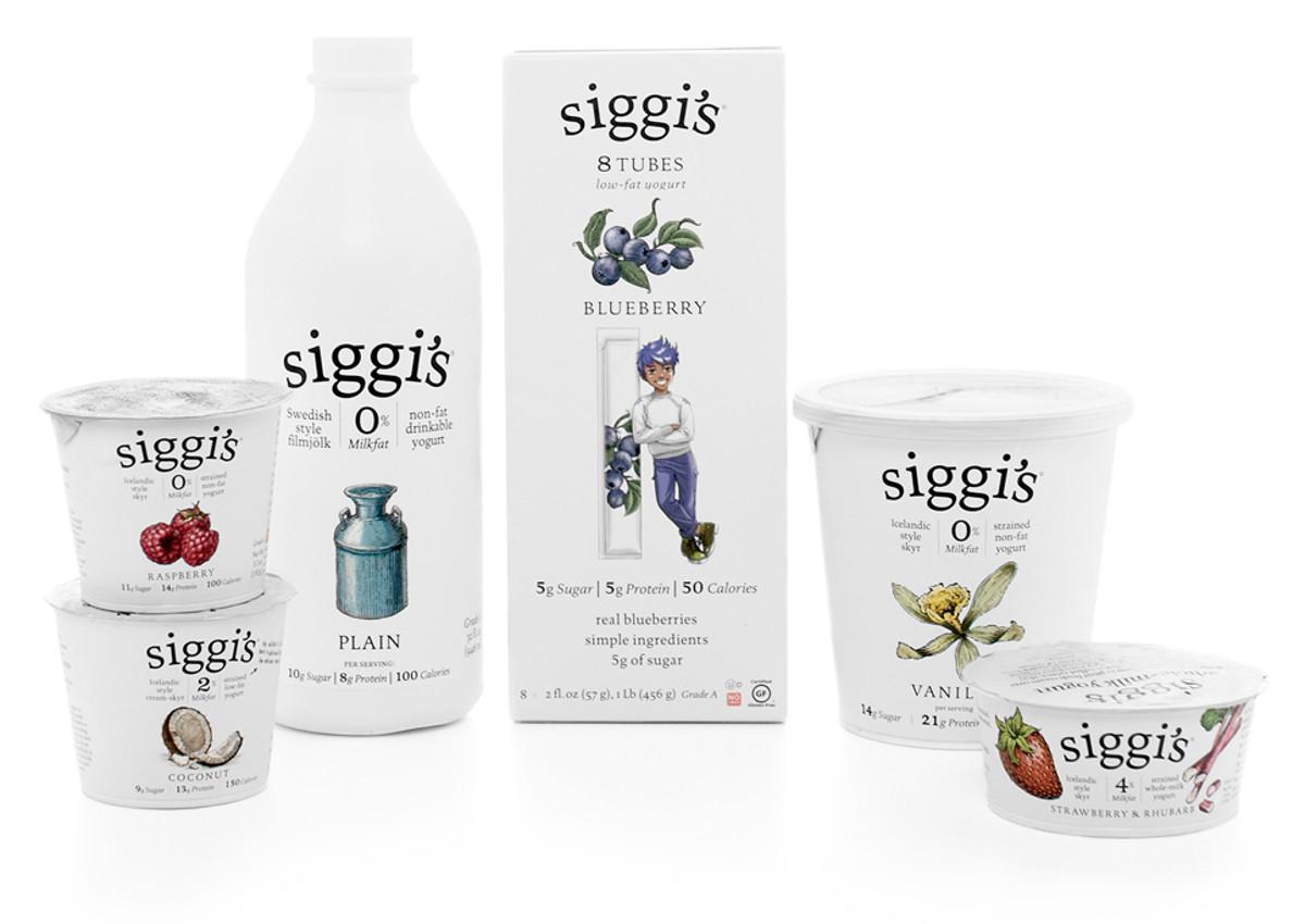 Lactalis compra lo yogurt Siggi's