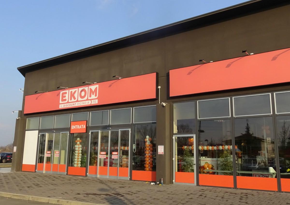 Prima apertura in Emilia Romagna per Ekom