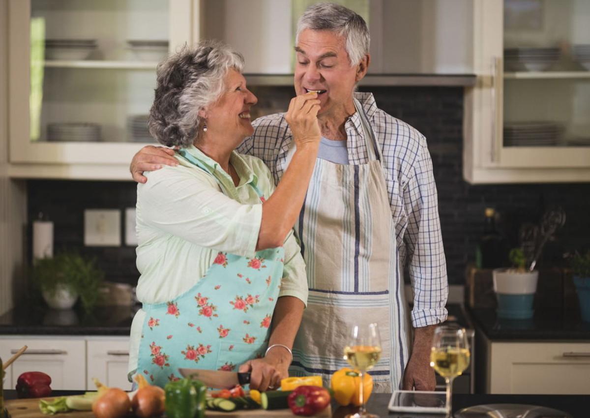 buona dieta per donna di 60 anni