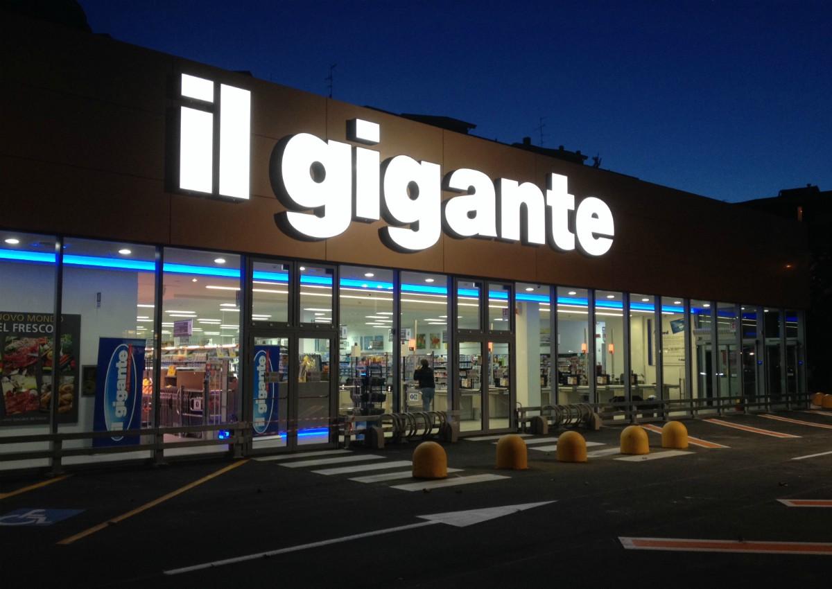 Grandi Serramenti Sesto San Giovanni il gigante a sesto san giovanni cambia look - food