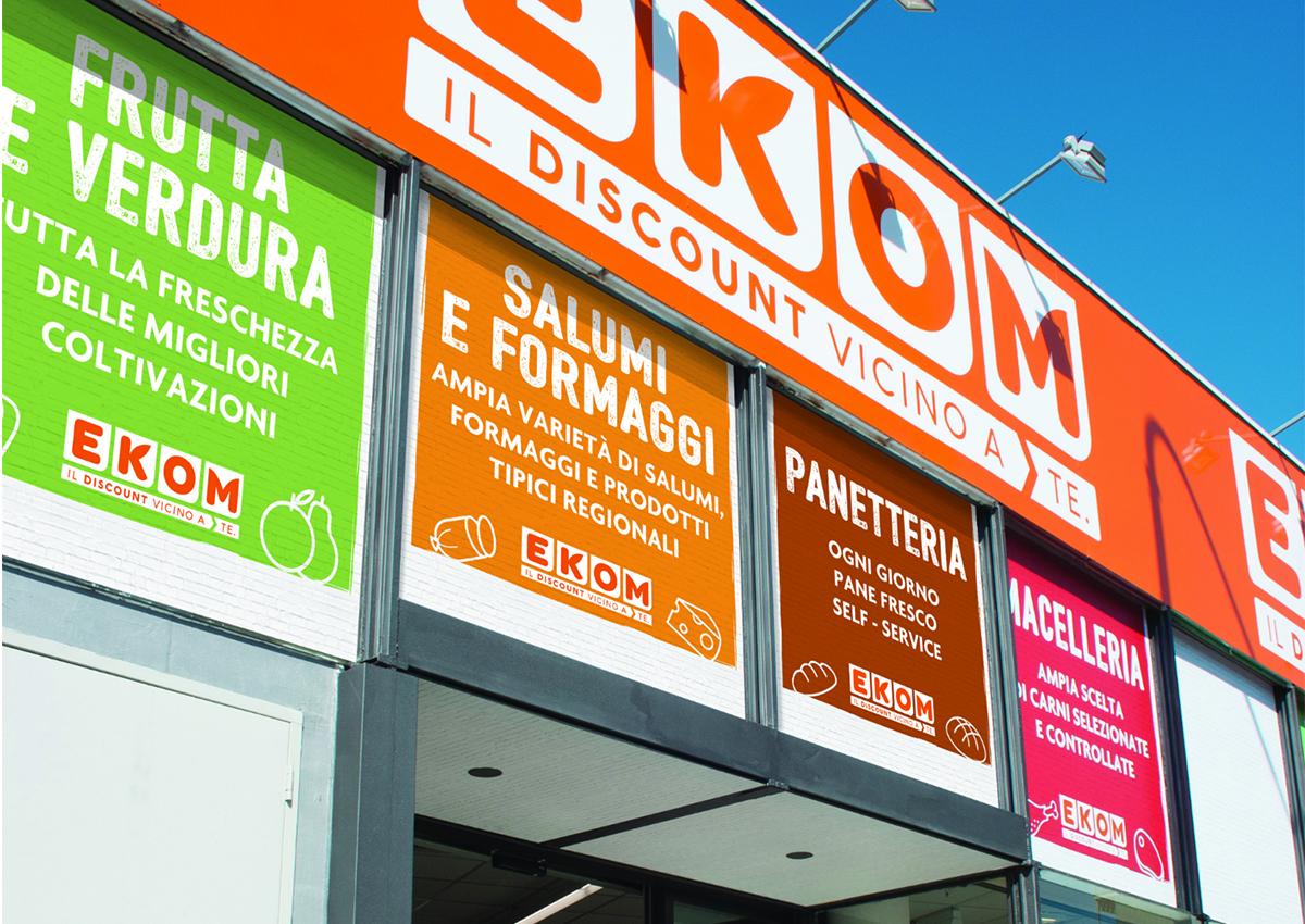 Ekom, la 'Spesa SOSpesa' riparte