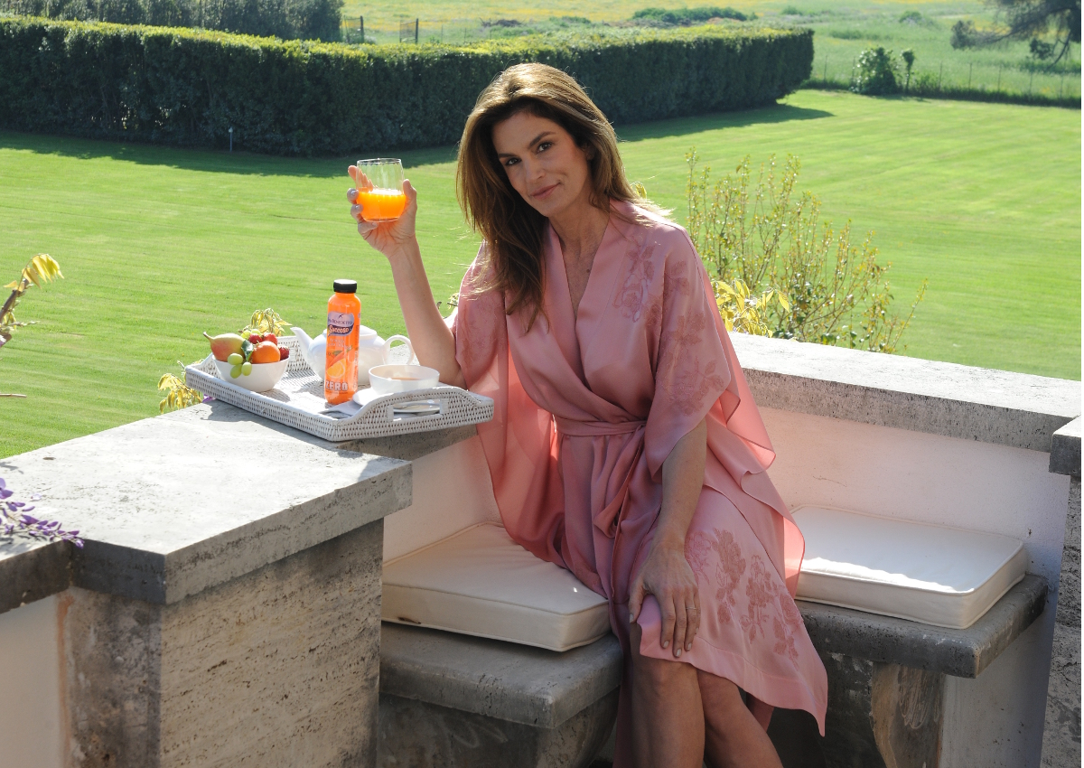 Cindy Crawford-San Benedetto-San Benedetto I Love You