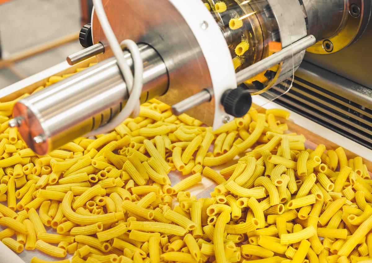 Pasta, l'Italia resta il primo produttore