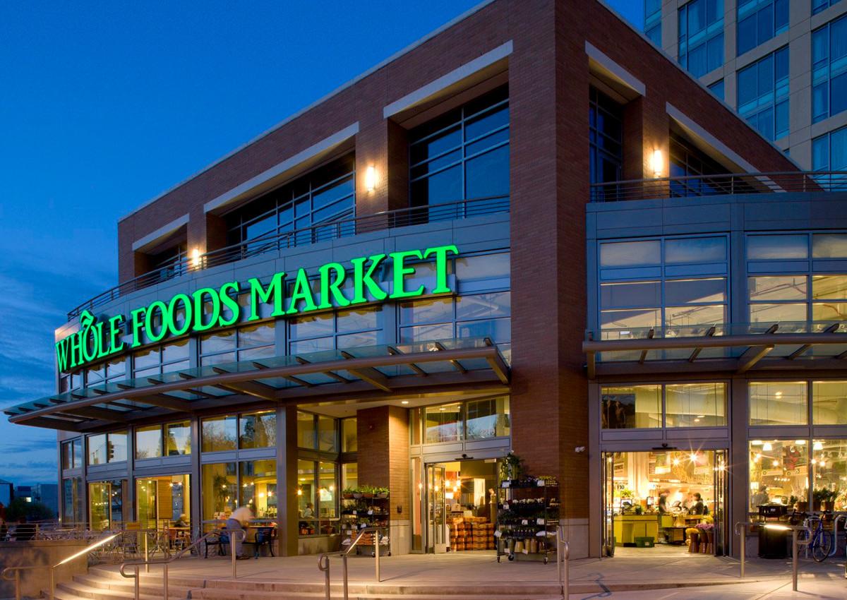 Se Alexa compra Whole Foods