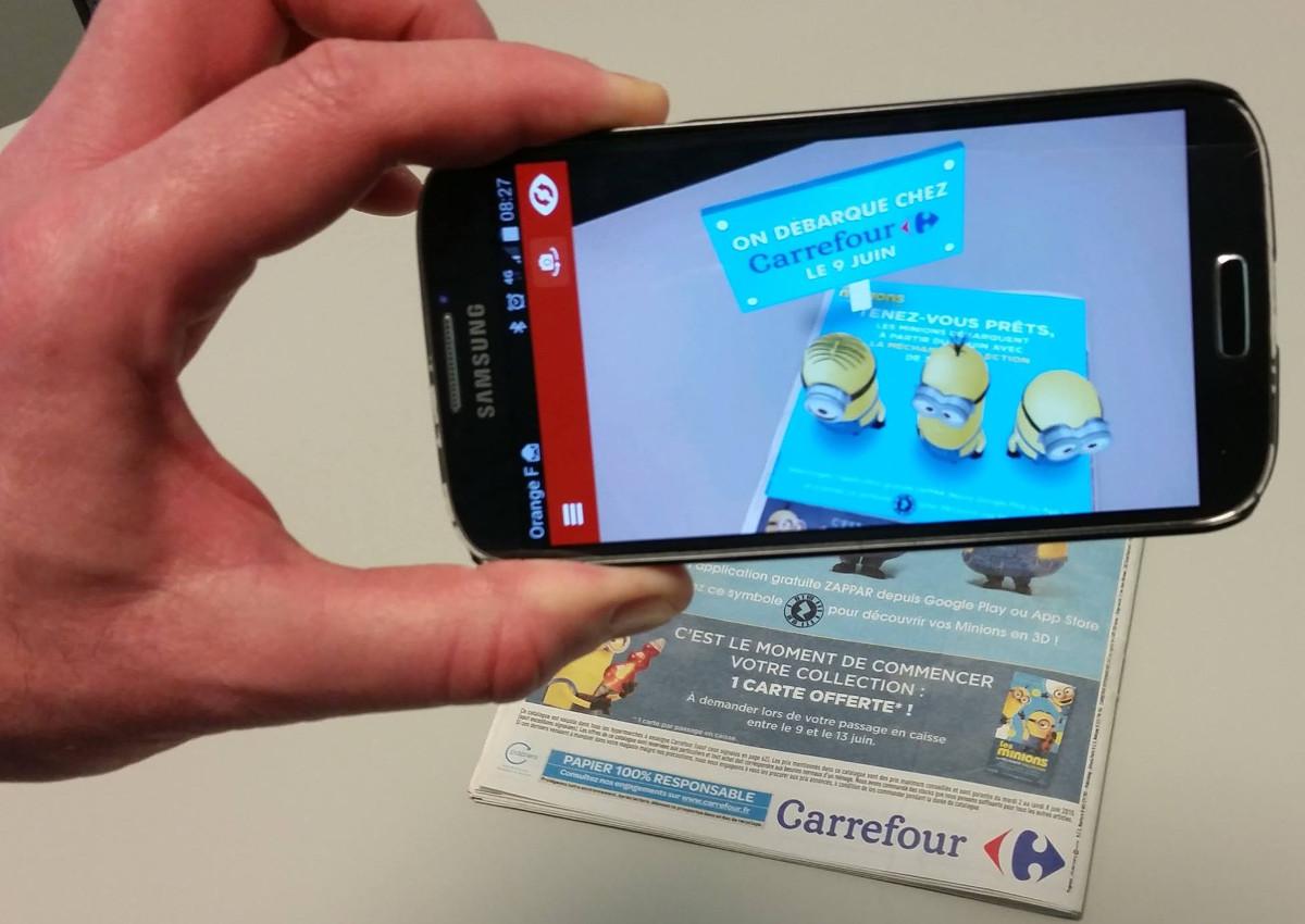 Carrefour digital-google