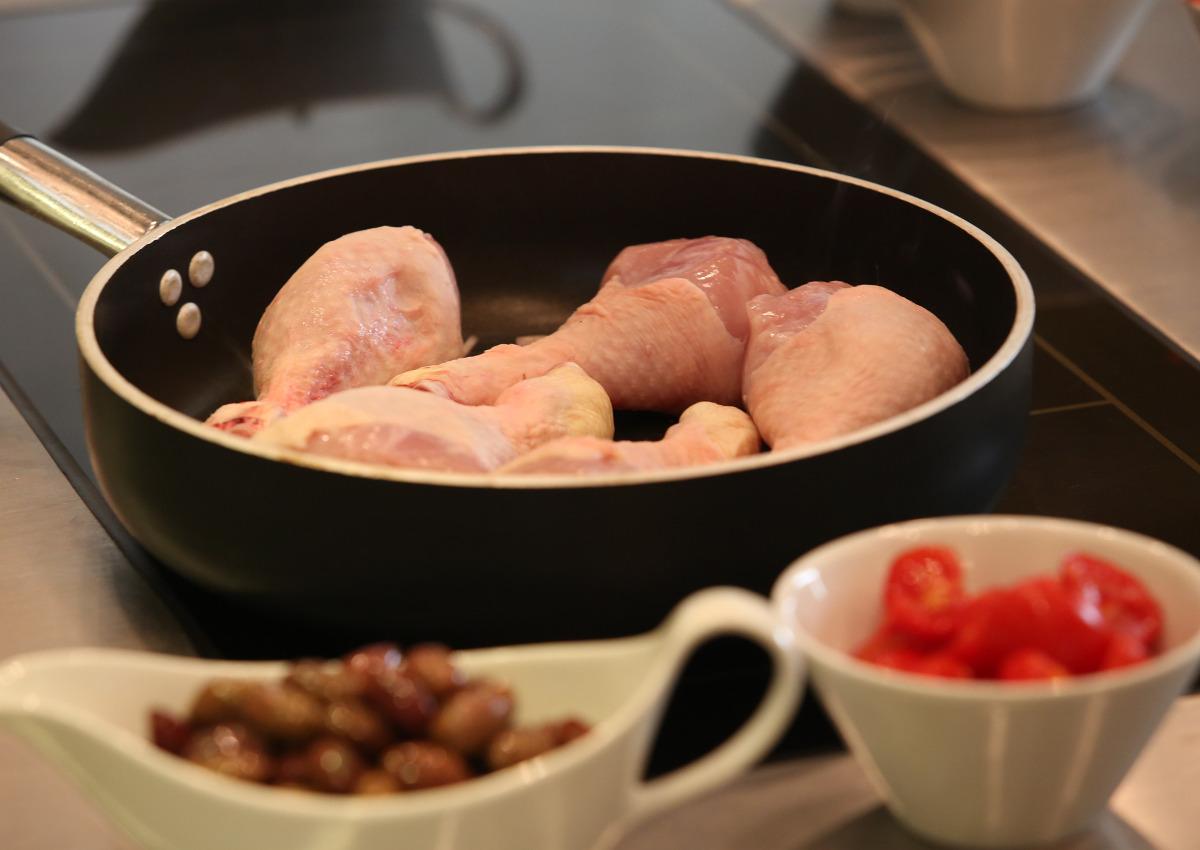 pollo-tacchino-cucina-cosce
