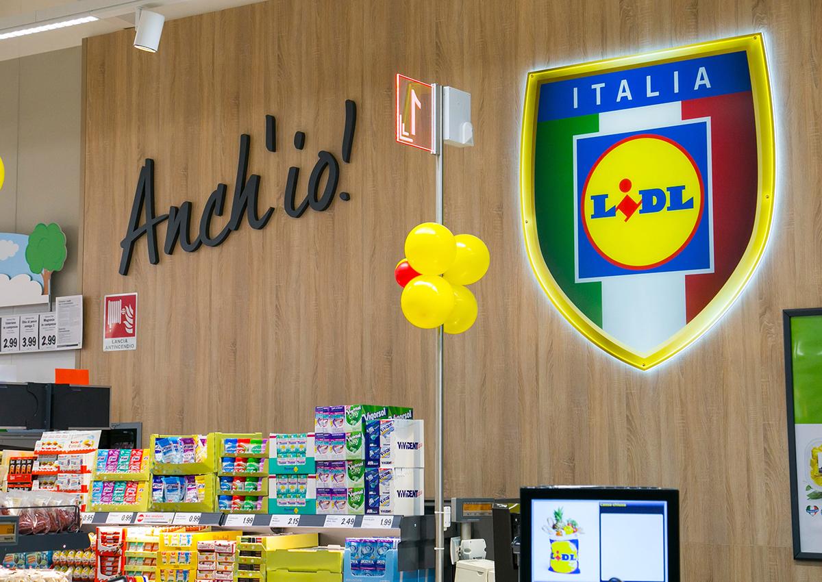 Lidl inaugura un nuovo discount a Firenze