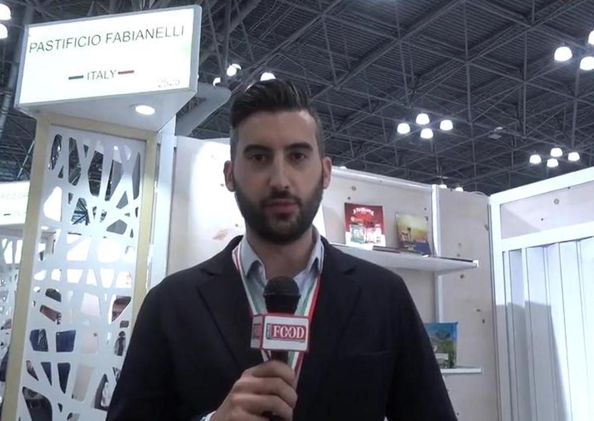 Fabianelli lancia 'Pasta Toscana'