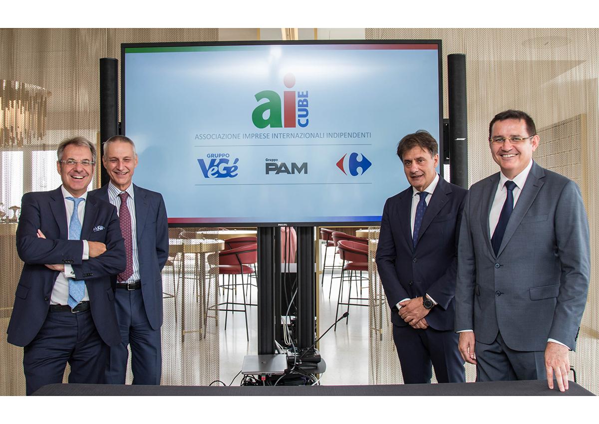Aicube, un nuovo standard nella distribuzione italiana