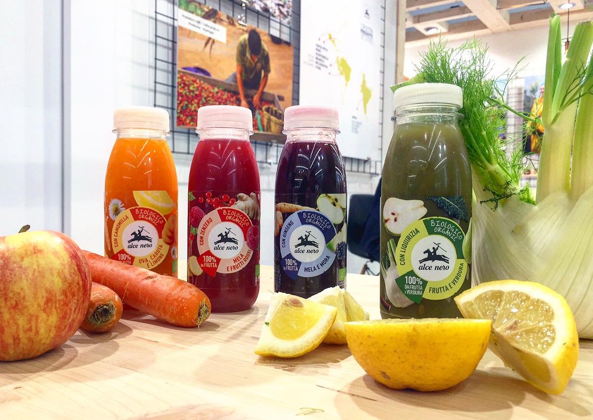 Alce Nero, nuovi mix di frutta e verdura biologica