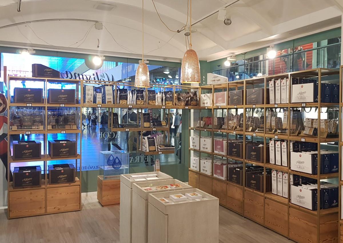 La Molisana-Temporary Store-Roma Termini