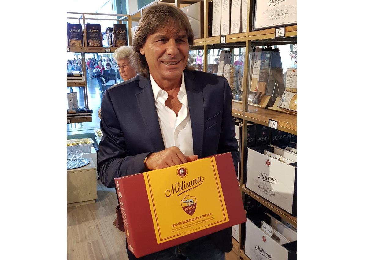 BrunoConti-La Molisana-temporary store-Roma