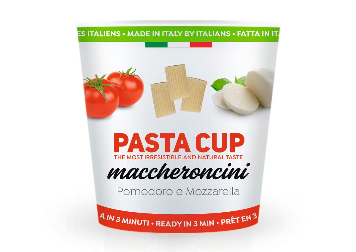 Pasta Berruto, Pasta Cup-Sial 2018-Italian Food Awards