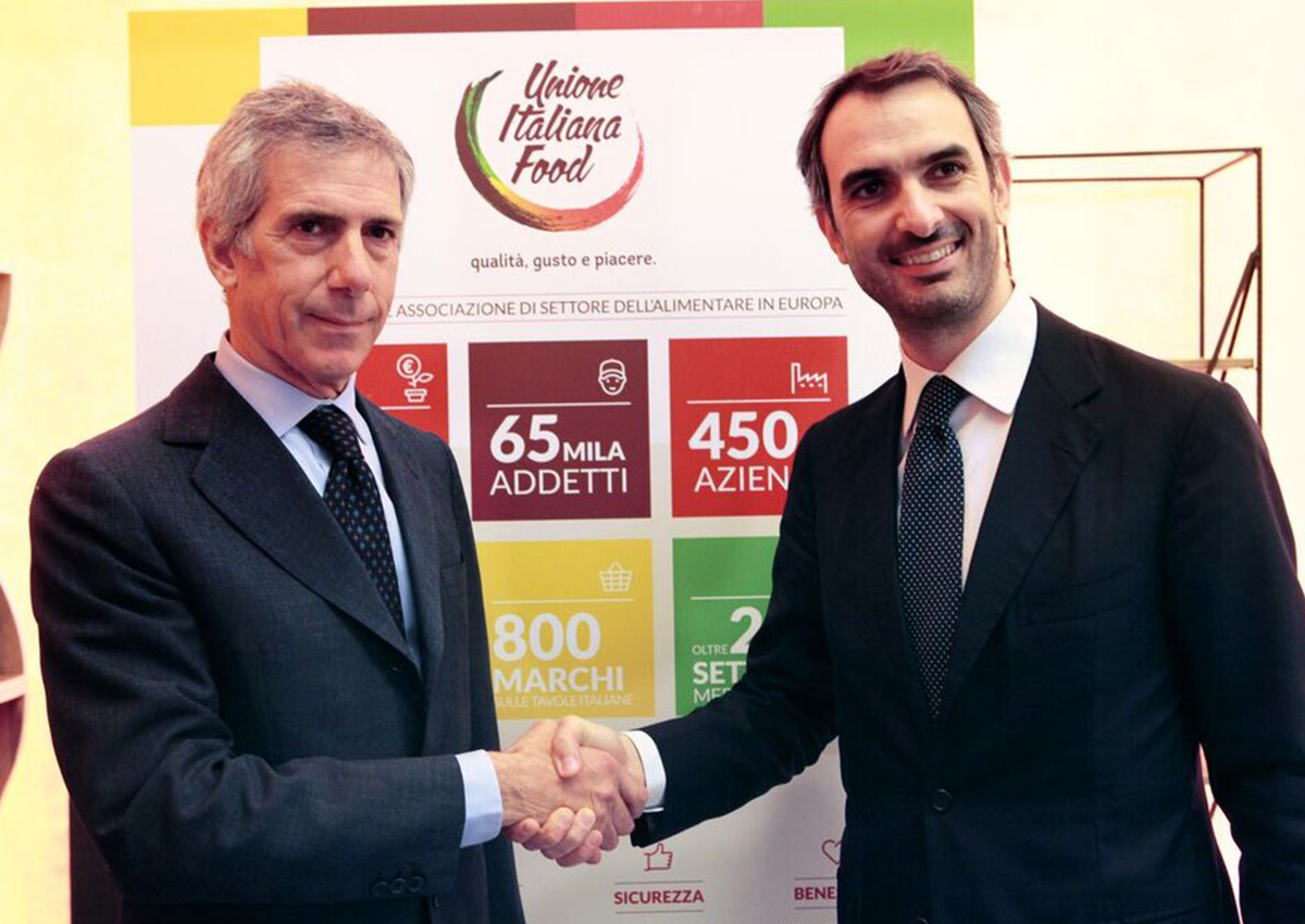 Unione Italiana Food, insieme per il made in Italy e l'export