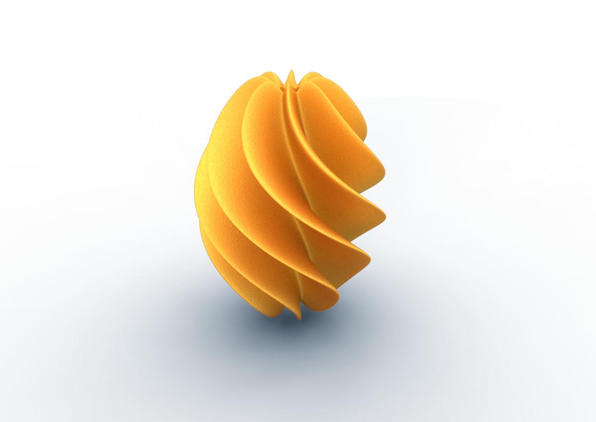 Parte l'e-commerce Barilla per la pasta 3D