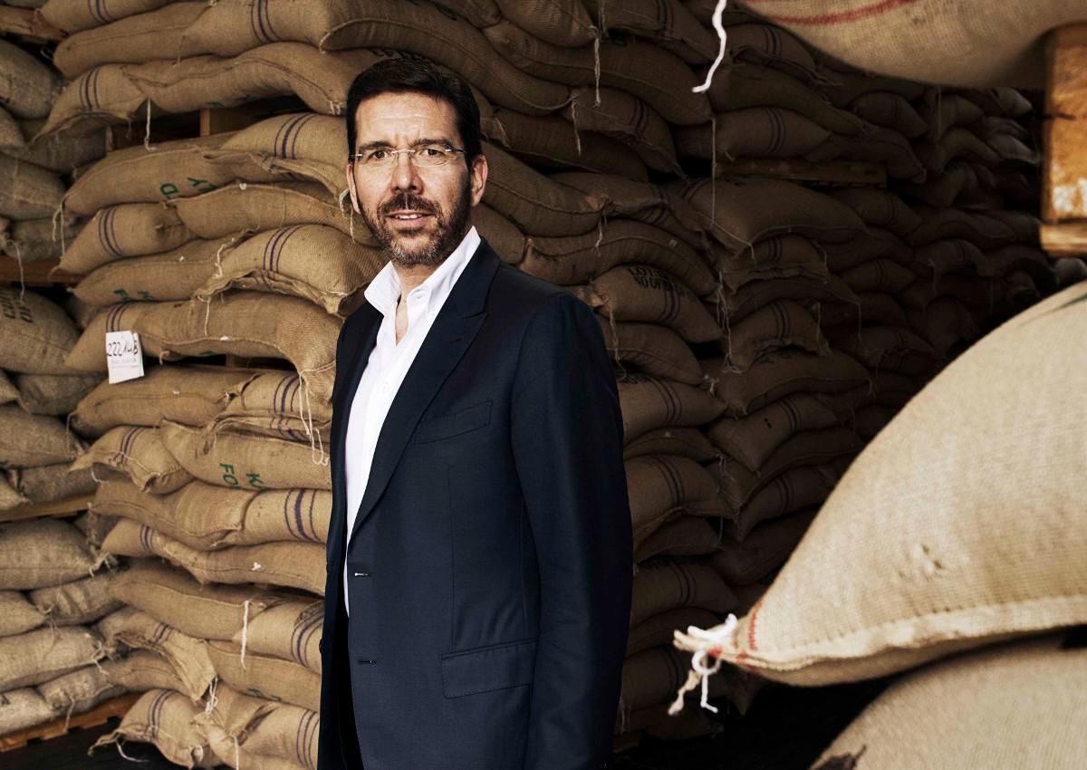 Massimo Pogliani, AD illycaffè S.p.A.-Forbes-CEO Award