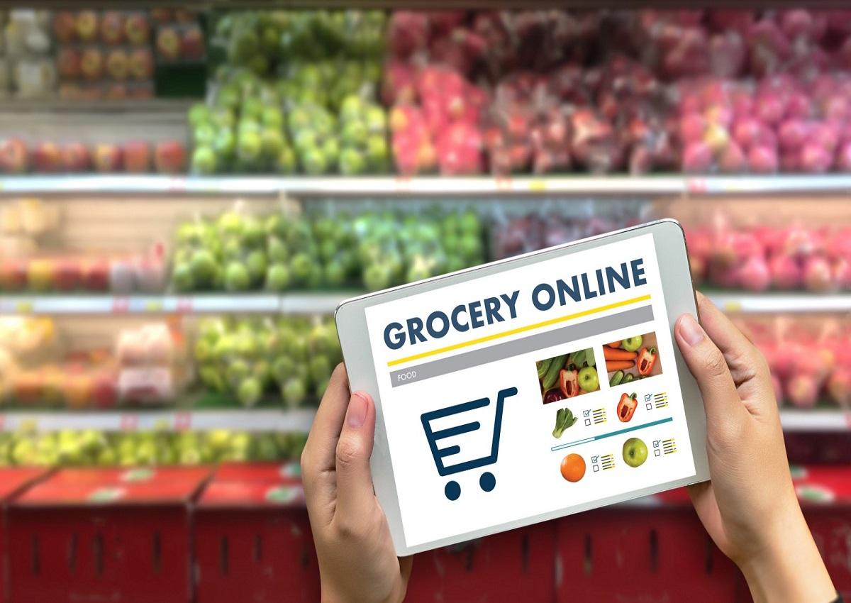 Risultato immagini per e-grocery