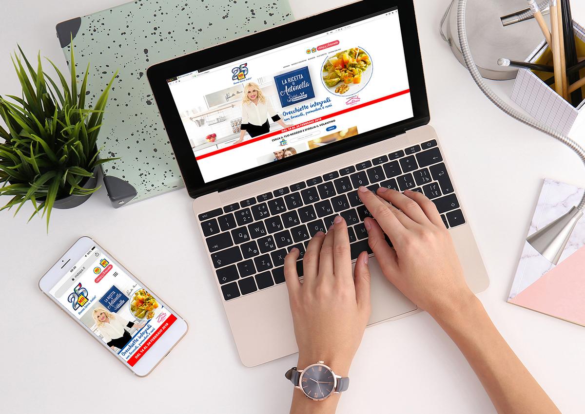 Servizio di online