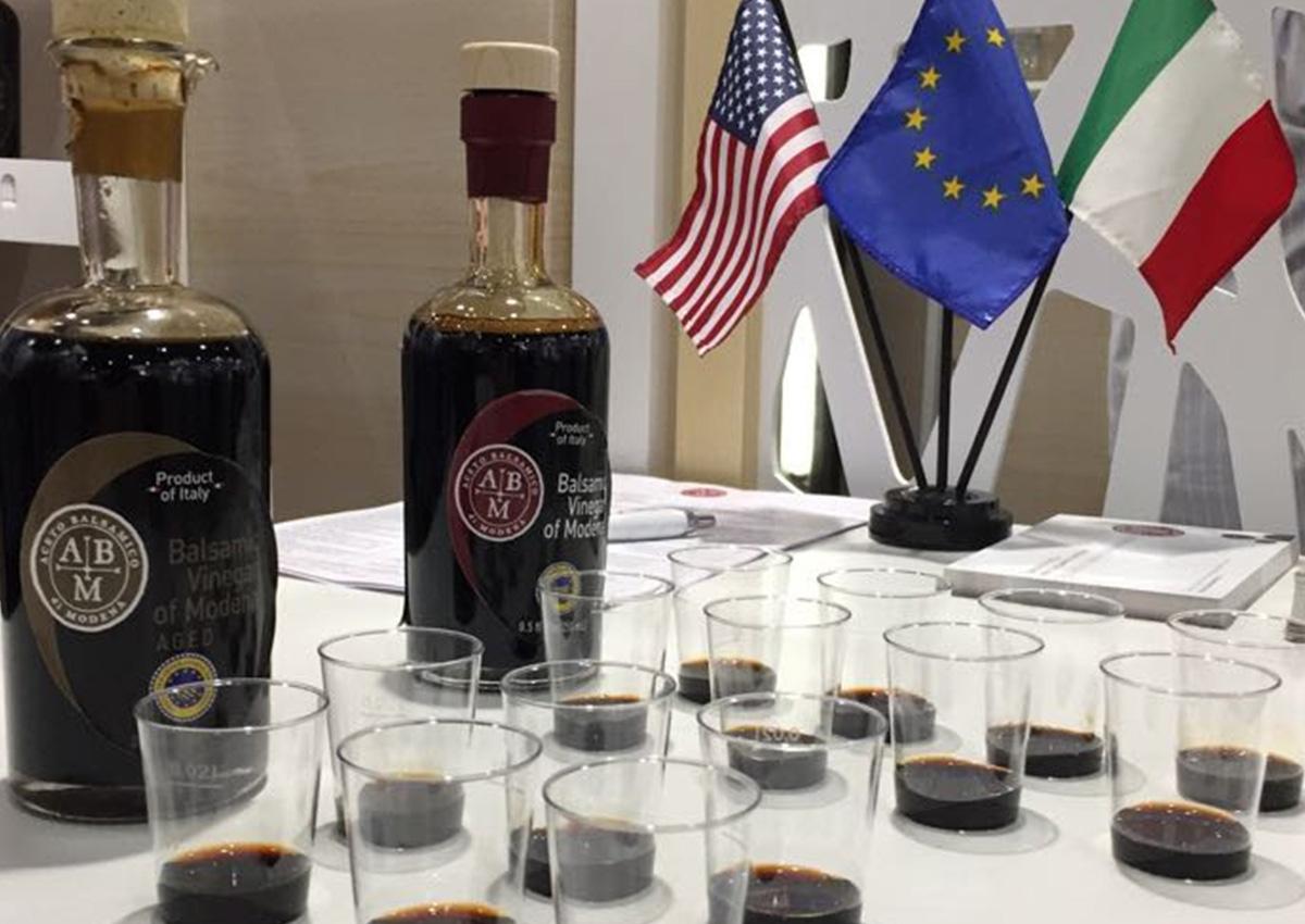 Aceto Balsamico di Modena IGP, il tour americano continua