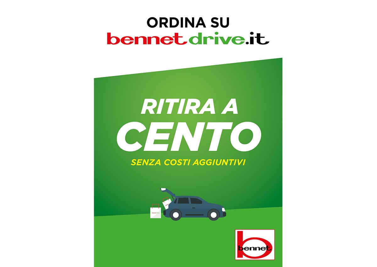 Bennet Drive si attiva in Emilia Romagna