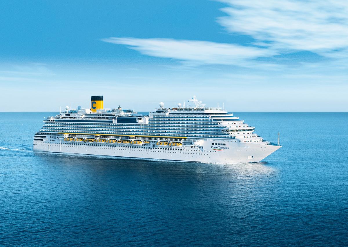 Il Pecorino Romano DOP sale a bordo di Costa Crociere
