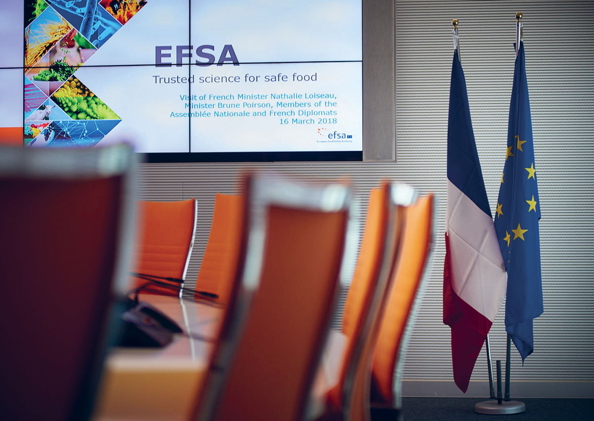Efsa, nuovi passi verso la trasparenza