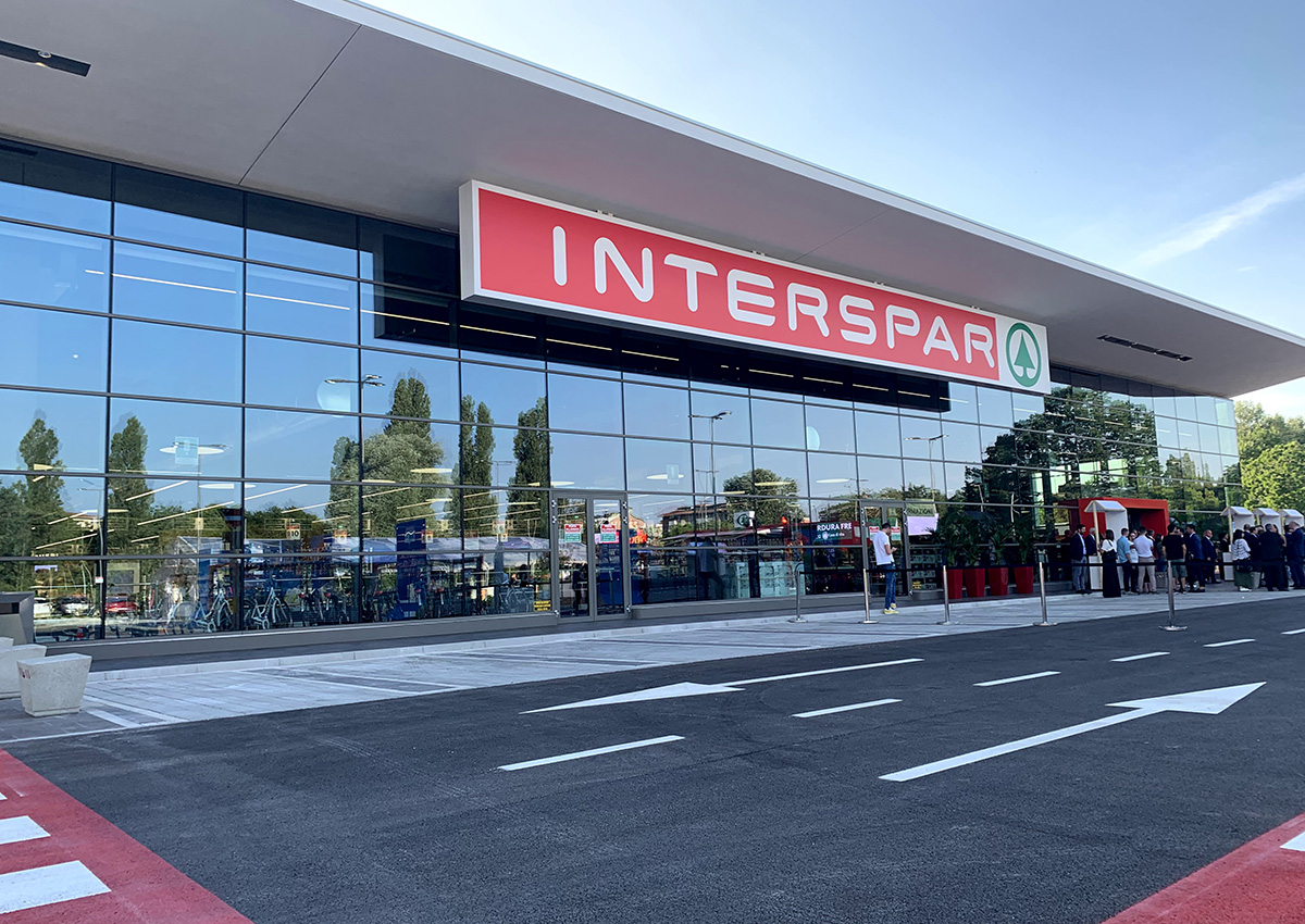 L'Interspar di Carpi si presenta