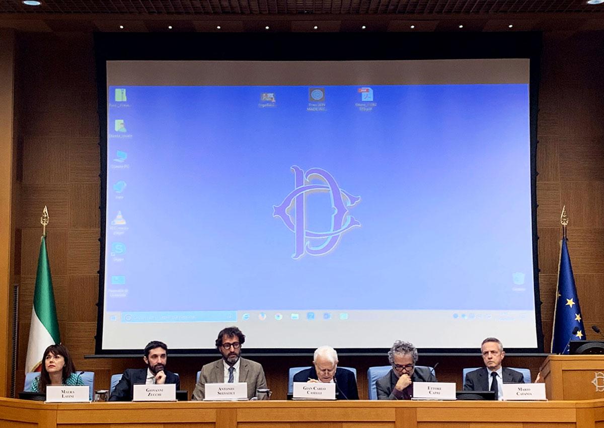 Istituzioni e imprese in difesa del made in Italy