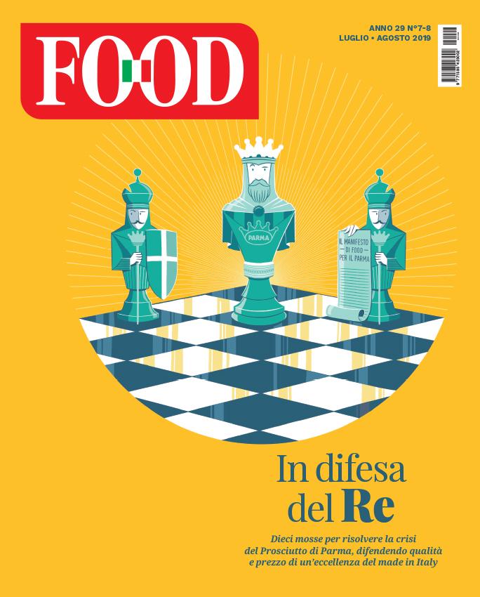 FOOD – Luglio Agosto 2019