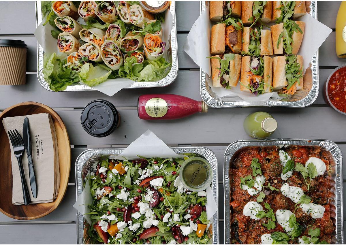 Food to go: se lo chef è al supermercato