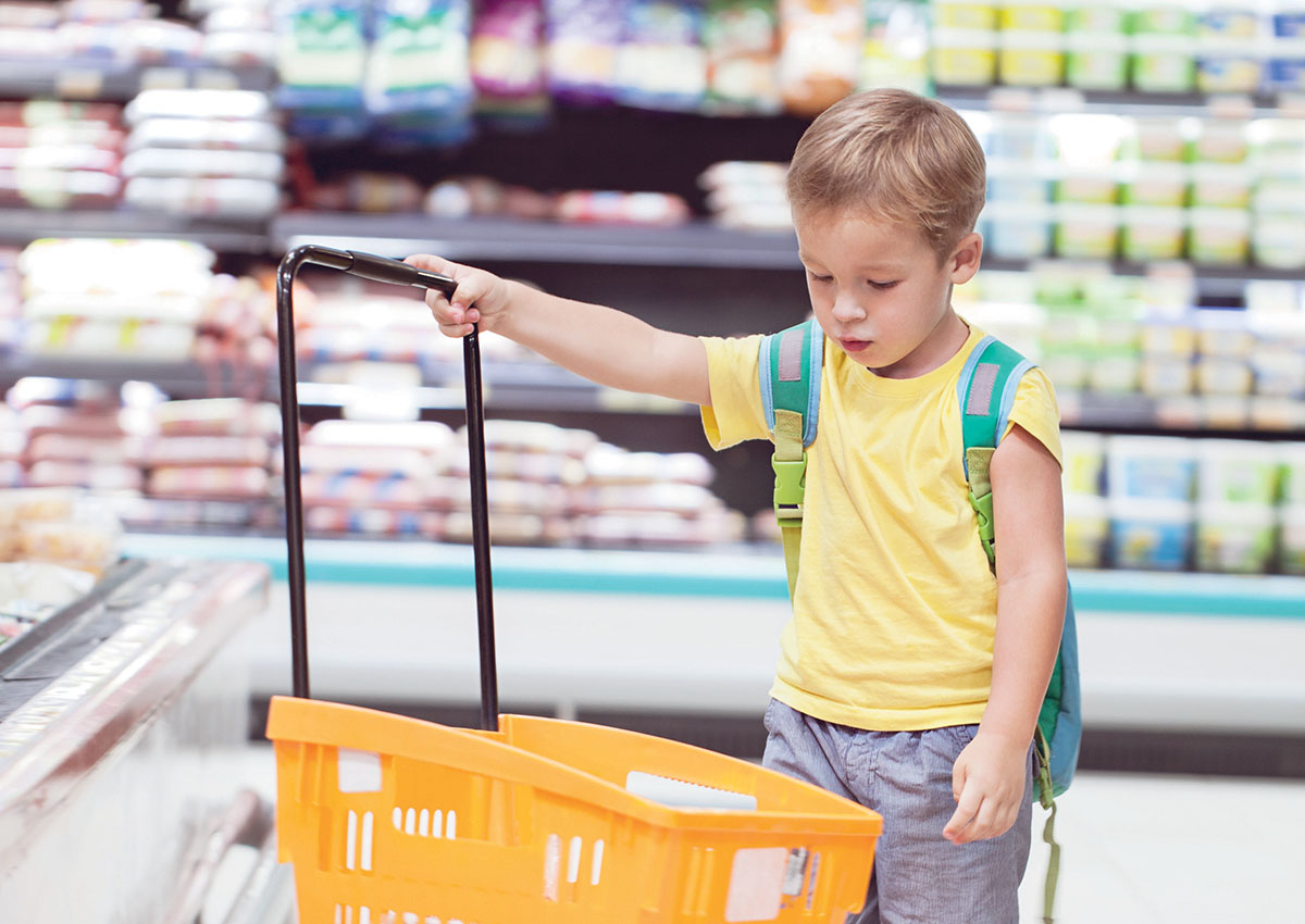 Licensing e target bambini, l'healthy food è 'cool'