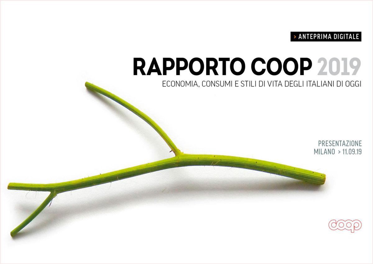 Rapporto Coop 2019, i consumi e le priorità degli italiani