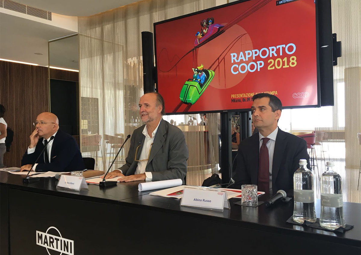 Rapporto Coop 2018, come cambia l'Italia