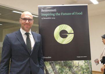 Givaudan-Henning Hartnacke-Presidente Givaudan EAME Flavours