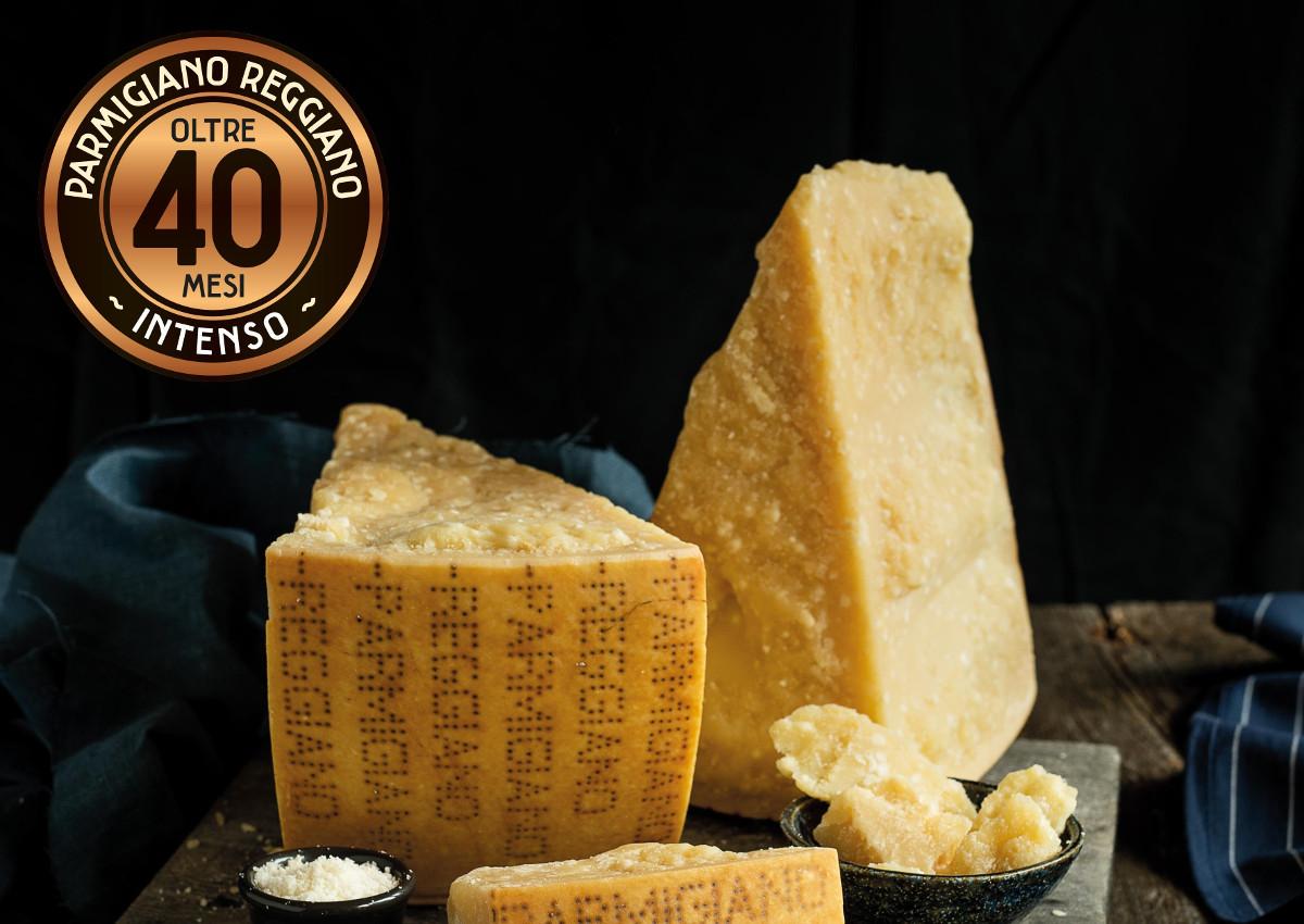 Parmigiano Reggiano, arriva il Progetto Premium 40 mesi
