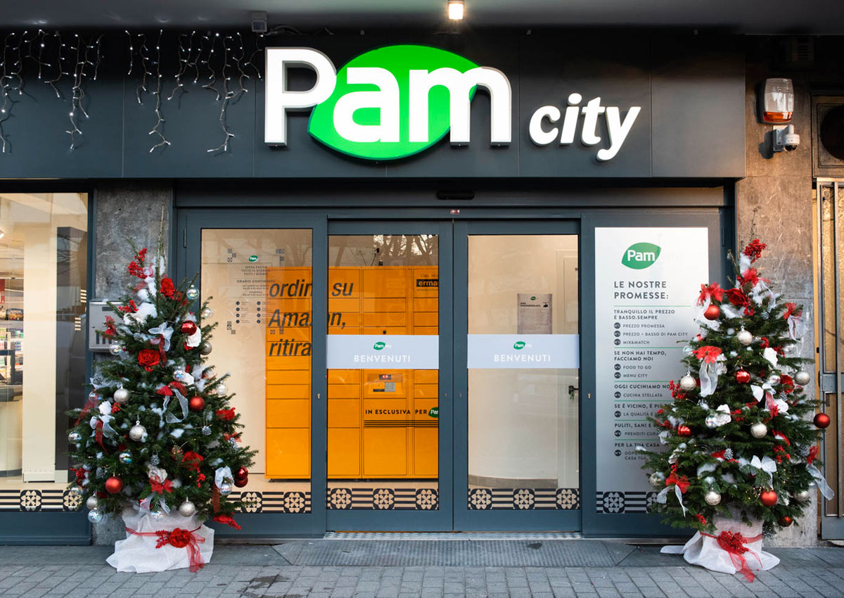 Casa Della Carta Padova apre a padova il secondo pam city - food