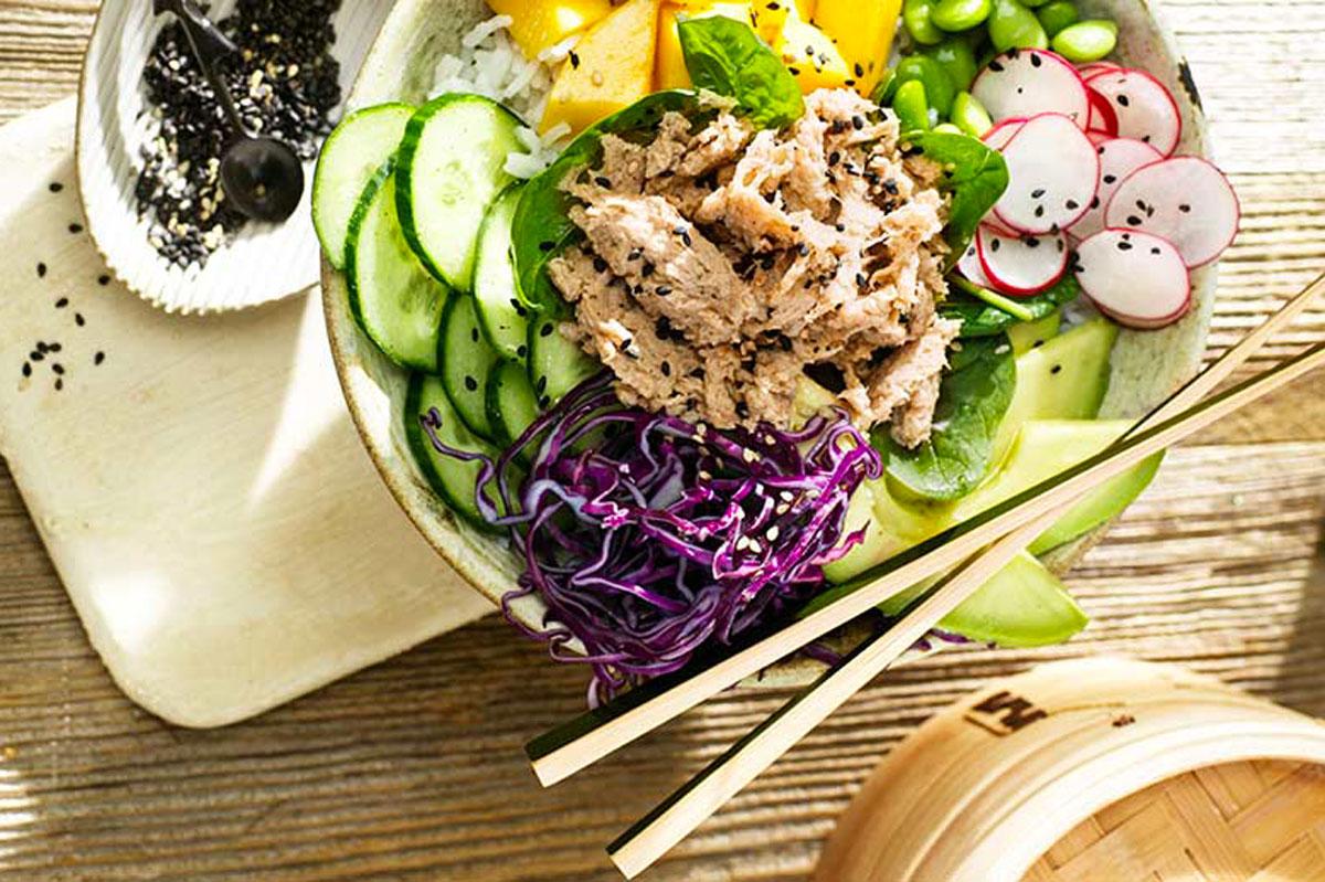 Nestlé lancia il plant-based tuna
