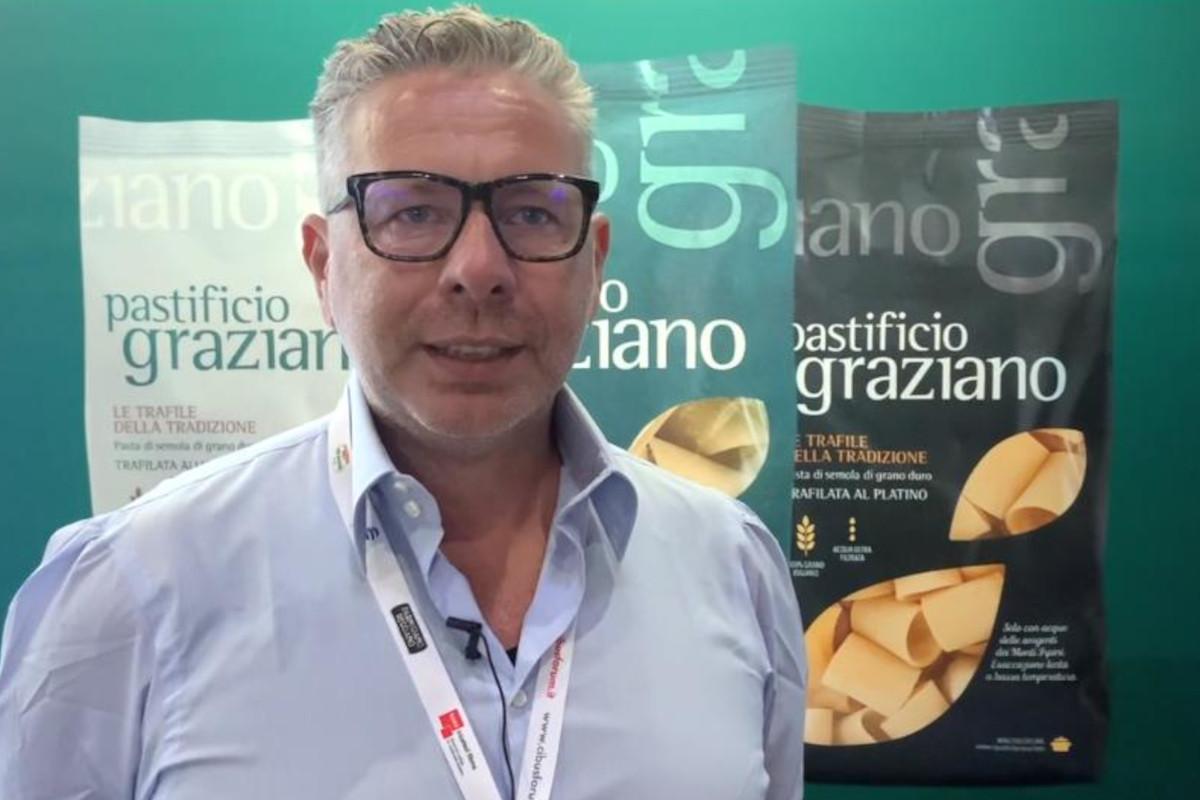 Pastificio Graziano punta sul grano 100% italiano