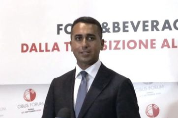Luigi Di Maio-Cibus Forum 2020