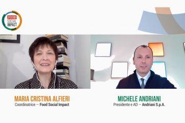 La sostenibilità secondo Michele Andriani