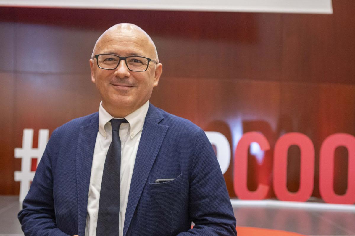 Marco Pedroni eletto nuovo presidente di Ancc-Coop