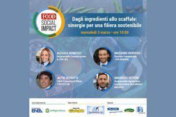 FSI – Dagli ingredienti allo scaffale: sinergie per una filiera sostenibile