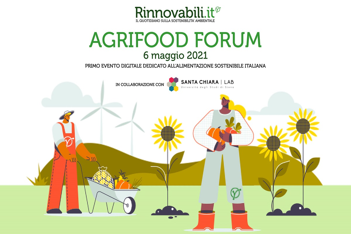 Agrifood Forum: best practices per un'alimentazione sostenibile