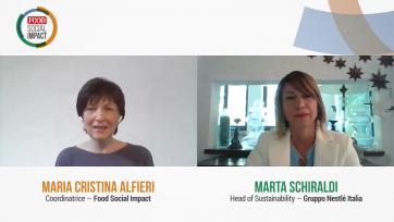 Nestlé Italia: le sfide sostenibili che ingaggiano i consumatori